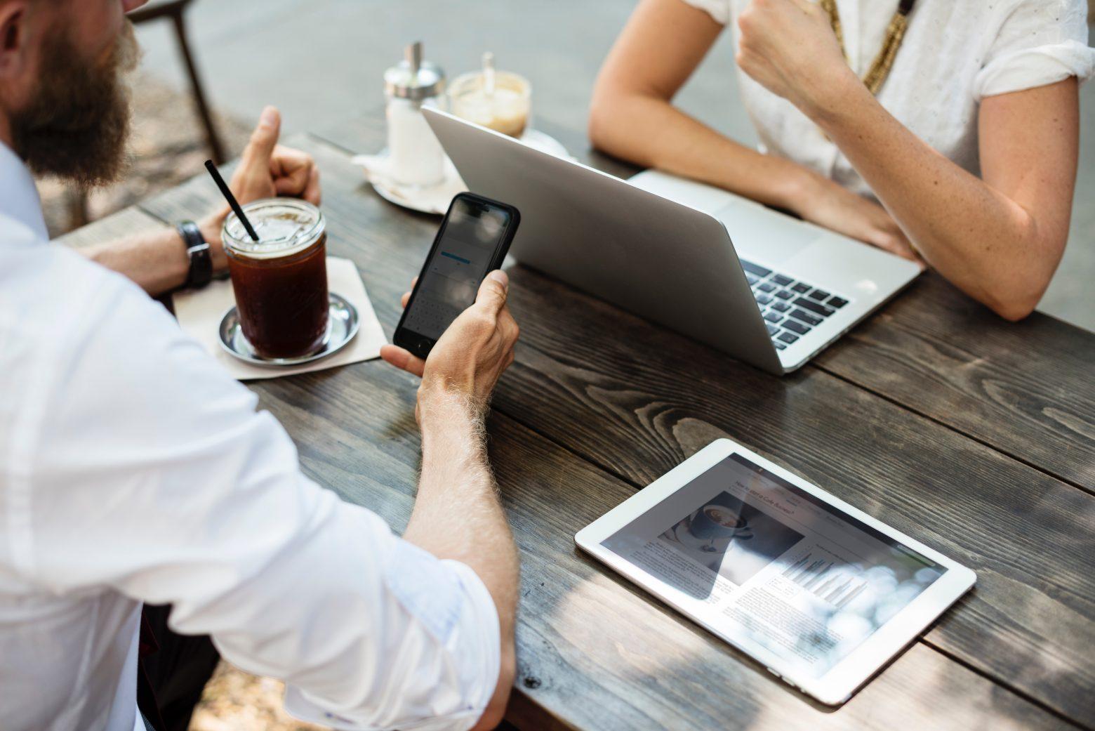 Veilig online werken als zzp'er